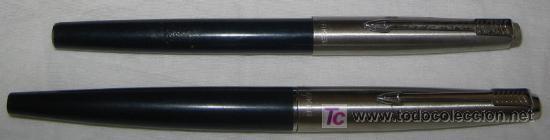 JUEGO DE ROTULADOR Y PLUMA PARKER 45 (Plumas Estilográficas, Bolígrafos y Plumillas - Juegos y Conjuntos)