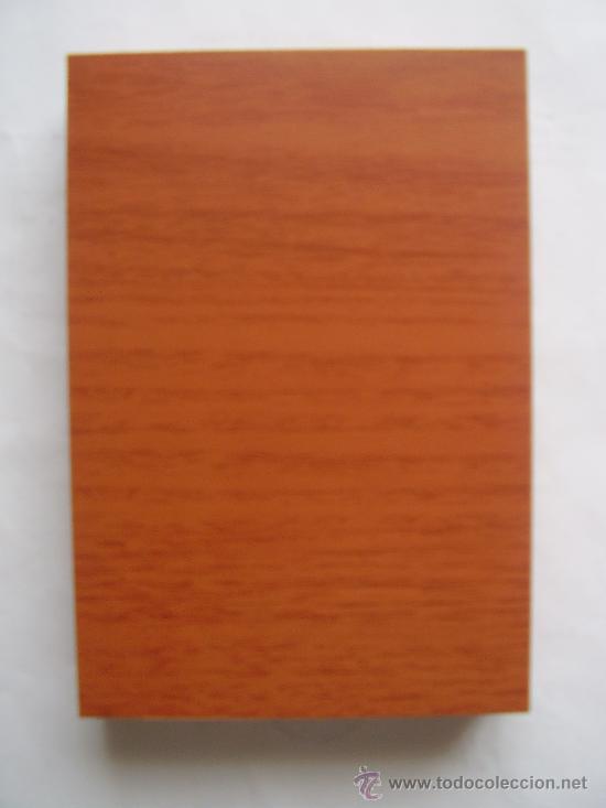 Estilográficas antiguas, bolígrafos y plumas: Estuche de madera de calculadora y bolígrafo. ¡Nuevo! - Foto 3 - 27044264