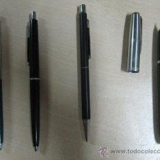 Estilográficas antiguas, bolígrafos y plumas: LOTE BOLÍGRAFO Y PLUMA, ESTILOGRAFICA. Lote 27645720