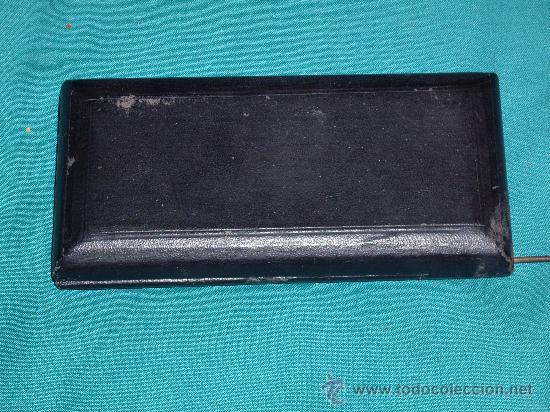 Estilográficas antiguas, bolígrafos y plumas: ANTIGUA CAJA DE COMPASES - - Foto 4 - 29876029