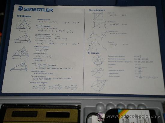 Estilográficas antiguas, bolígrafos y plumas: JUEGO DE ESTILOGRAFOS STAEDTLER ( TECHNISET ) , MADE IN GERMANY . A ESTRENAR , MOD: 700C402 - Foto 4 - 33450540