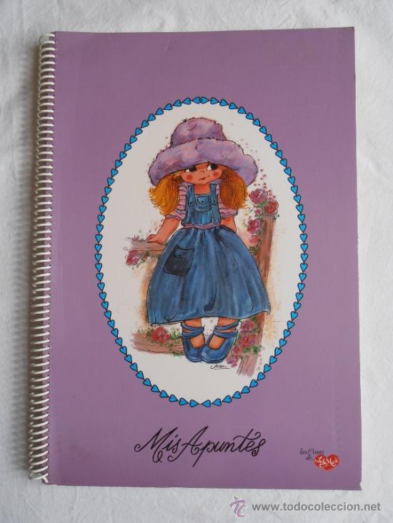 Cuaderno Mis Apuntes Las Cosas De Lola Mark A E Comprar Juegos Y