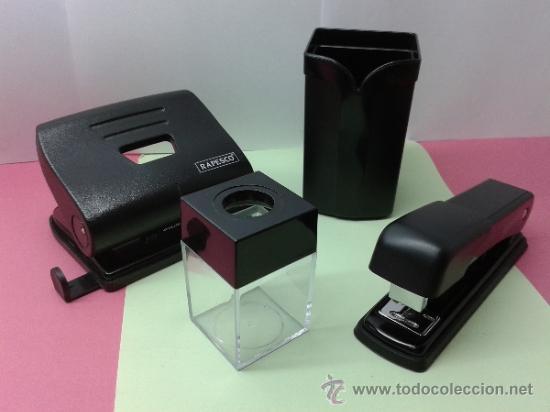 Conjunto de accesorios rapesco para oficina o c comprar for Accesorios para oficina