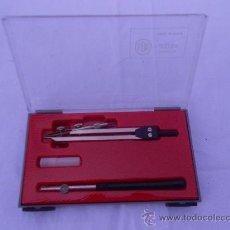 Estilográficas antiguas, bolígrafos y plumas: JUEGO DE COMPAS . Lote 36390059