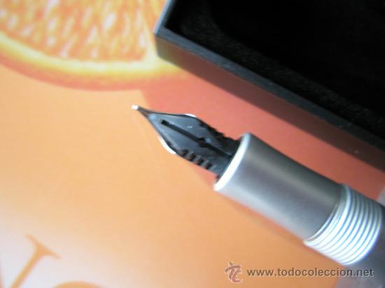 Estilográficas antiguas, bolígrafos y plumas: 1534/kaweco al sport aluminio-germany-JUEGO PLUMA+BOLÍGRAFO-CAJAS-CLIPS-NUEVAS - Foto 8 - 217424261