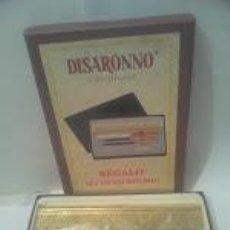 Estilográficas antiguas, bolígrafos y plumas: SET DE ESCRITORIO DISARONNO. Lote 40233996