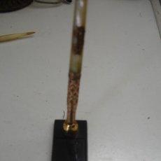 Estilográficas antiguas, bolígrafos y plumas: PLUMA. Lote 43930502