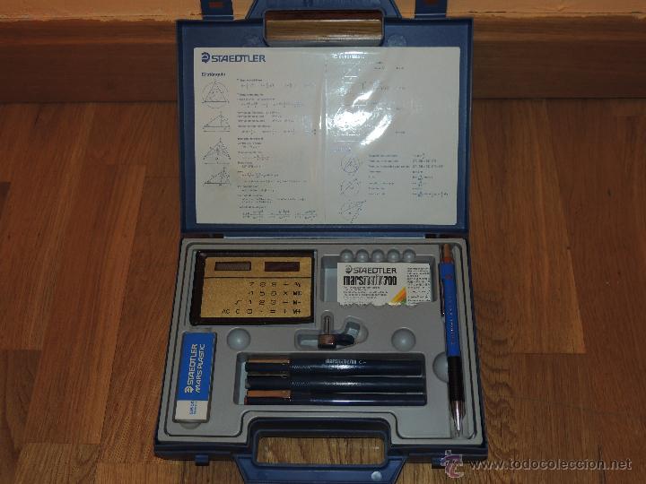 CAJA STAEDTLER TECHNISET, NUEVA SIN USAR (Plumas Estilográficas, Bolígrafos y Plumillas - Juegos y Conjuntos)