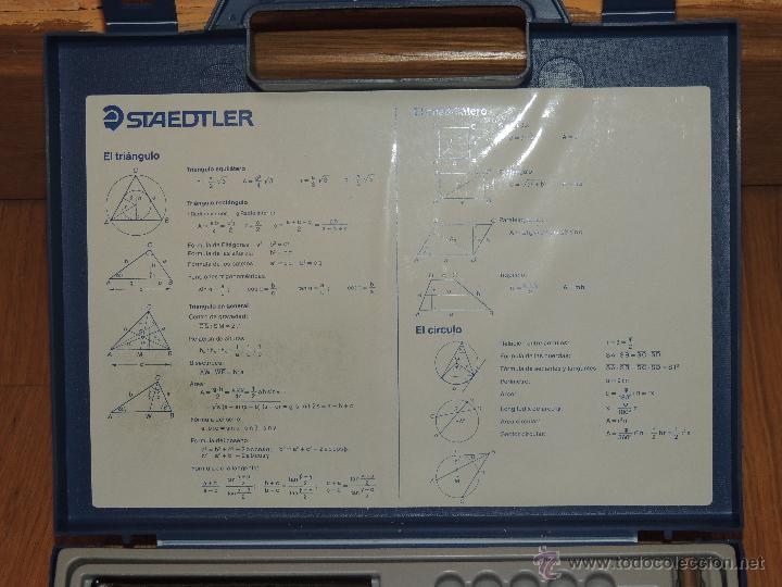 Estilográficas antiguas, bolígrafos y plumas: CAJA STAEDTLER TECHNISET, NUEVA SIN USAR - Foto 6 - 136253584