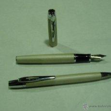 Estilográficas antiguas, bolígrafos y plumas: BOLÍGRAFO Y PLUMA INOXCROM. Lote 51767488