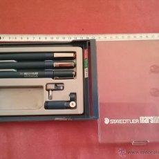 Estilográficas antiguas, bolígrafos y plumas: INSTRUMENTOS DE DIBUJO . Lote 53702347