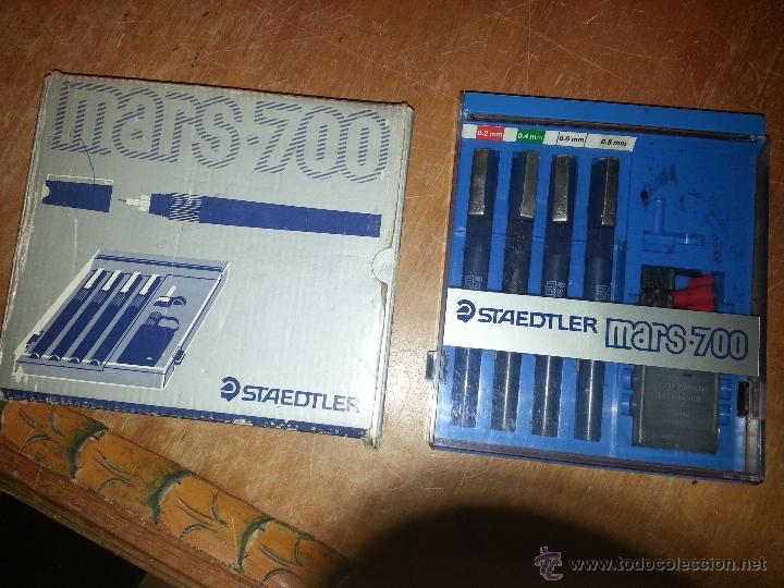 CONJUNTO STAEDTLER MARS - 700, (Plumas Estilográficas, Bolígrafos y Plumillas - Juegos y Conjuntos)