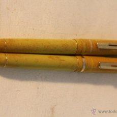 Estilográficas antiguas, bolígrafos y plumas: BOLIGRAFO Y PLUMA MARKSMAN. Lote 54734173
