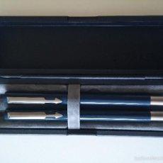 Estilográficas antiguas, bolígrafos y plumas: PLUMA Y BOLÍGAFO PARKER. Lote 56575942