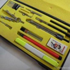 Estilográficas antiguas, bolígrafos y plumas: CAJA CONJUNTO KRONOS 315 - SIN USAR DE STOCK DE PAPELERIA. Lote 57026465