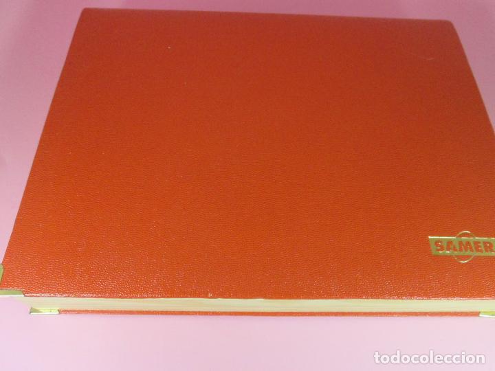 Estilográficas antiguas, bolígrafos y plumas: (93)-ANTIGUO JUEGO-SAMER.LEBER-NUEVO-SIN TESTAR-VER FOTOS. - Foto 6 - 62435212