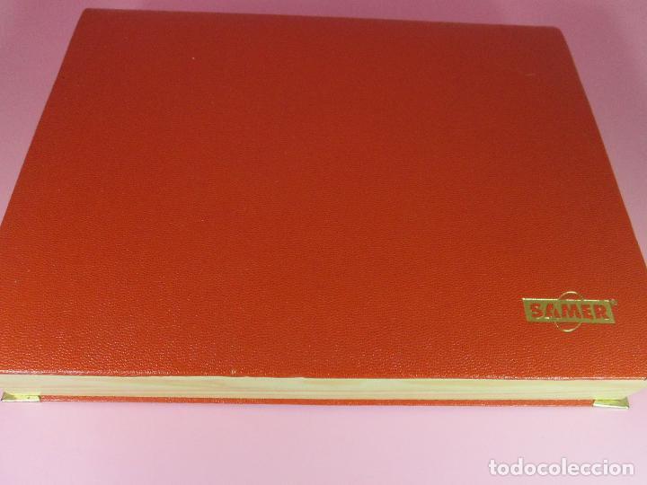 Estilográficas antiguas, bolígrafos y plumas: (93)-ANTIGUO JUEGO-SAMER.LEBER-NUEVO-SIN TESTAR-VER FOTOS. - Foto 9 - 62435212