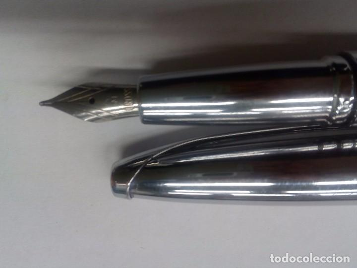 Estilográficas antiguas, bolígrafos y plumas: Juego de pluma y bolígrafo Cross - Foto 5 - 63789039
