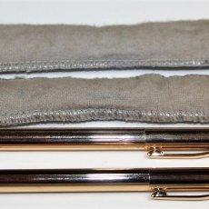 Estilográficas antiguas, bolígrafos y plumas: BOLÍGRAFO Y PORTAMINAS. CROSS. 1/20 14K GOLD FILLED. MADE IN USA.. Lote 70154881