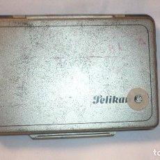 Estilográficas antiguas, bolígrafos y plumas: ESTUCHE PELIKAN Nº 2(TINTA NEGRA). Lote 74606323