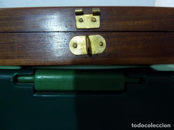 Estilográficas antiguas, bolígrafos y plumas: JUEGO DE ESCRITORIO DE LA MARINA - Foto 7 - 78063985