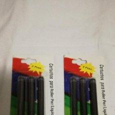 Estilográficas antiguas, bolígrafos y plumas: 2 RECAMBIOS STAEDTLER. Lote 78408877