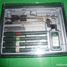 Estilográficas antiguas, bolígrafos y plumas: CONJUNTO FABER CASTELL. Lote 79725149