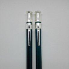 Estilográficas antiguas, bolígrafos y plumas: BOLIGRAFO Y PORTAMINAS LABAN. Lote 91746385