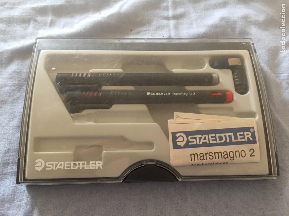 STAEDTLER MARSMAGNO 2 (Plumas Estilográficas, Bolígrafos y Plumillas - Juegos y Conjuntos)
