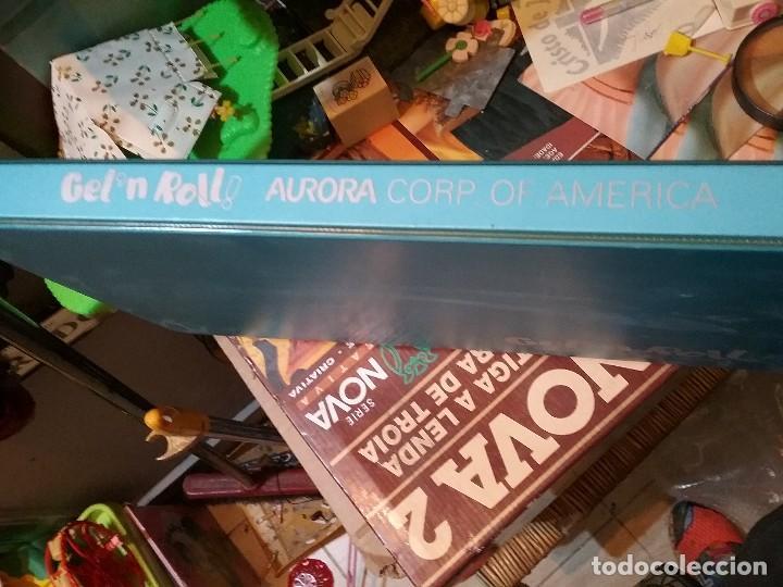 Estilográficas antiguas, bolígrafos y plumas: Estuche VINTAGE de bolígrafos de gel de la marca AURORA CORP. OF AMERICA - Foto 4 - 106948891
