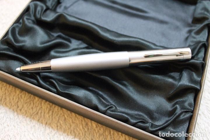 Estilográficas antiguas, bolígrafos y plumas: SET ROTRING INITIAL AGENDA ELECTRONICA BOLIGRAFO Y PUNTERO - Foto 5 - 108408523