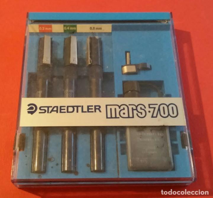 MARS 700 STAEDTLER CAJA ORIGINAL (Plumas Estilográficas, Bolígrafos y Plumillas - Juegos y Conjuntos)