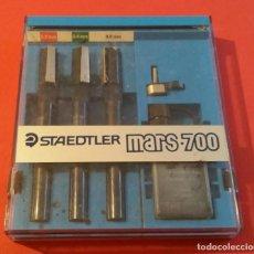 Estilográficas antiguas, bolígrafos y plumas: MARS 700 STAEDTLER CAJA ORIGINAL. Lote 112760975