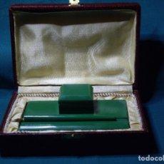 Estilográficas antiguas, bolígrafos y plumas: ESCRIBANIA - TINTERO - PLUMILLA. Lote 113530687