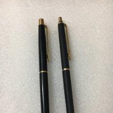 Estilográficas antiguas, bolígrafos y plumas: PLUMA ESTILOGRÁFICA Y BOLÍGRAFO PAPER MATE W GERMANY. Lote 115609183