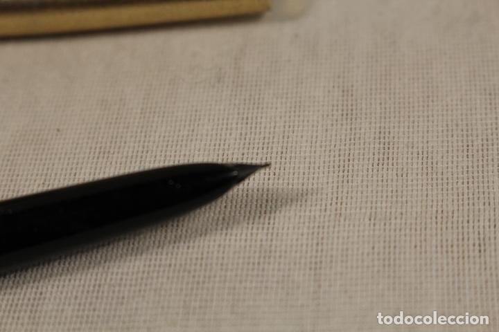 Estilográficas antiguas, bolígrafos y plumas: juego-pluma estilográfica+bolígrafo-bel bol - Foto 3 - 118419219