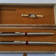 Estilográficas antiguas, bolígrafos y plumas: PAPER MATE--USA- CÓMO LA MUESTRA. Lote 128548466