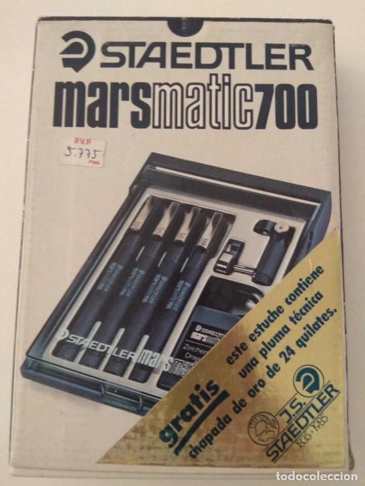 STAEDTLER MARSMATIC700 S4 (Plumas Estilográficas, Bolígrafos y Plumillas - Juegos y Conjuntos)