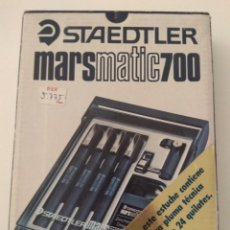 Estilográficas antiguas, bolígrafos y plumas: STAEDTLER MARSMATIC700 S4. Lote 180279545