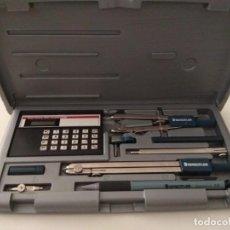 Estilográficas antiguas, bolígrafos y plumas: SET STAEDTLER. Lote 134029498