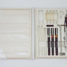 Estilográficas antiguas, bolígrafos y plumas: ROTRING COLLEGE SET. Lote 134894498