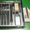Estilográficas antiguas, bolígrafos y plumas: FABER CASTELL TG1 SYSTEM, ESTILÓGRAFOS. AÑOS 80. A ESTRENAR. Lote 139128610