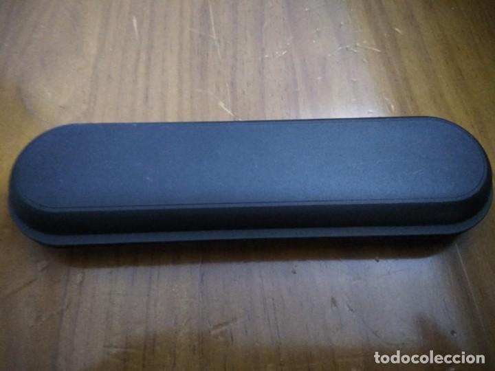 Estilográficas antiguas, bolígrafos y plumas: Bolígrafo y pluma con estuche - Foto 3 - 141188774