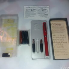 Estilográficas antiguas, bolígrafos y plumas: PLUMAS ESTILOGRAFICAS SHEAFFER. Lote 142928885