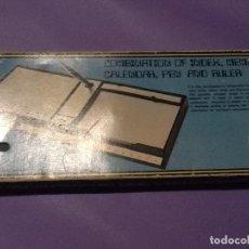 Estilográficas antiguas, bolígrafos y plumas: SET DE ESCRITORIO VINTAGE. Lote 144288430