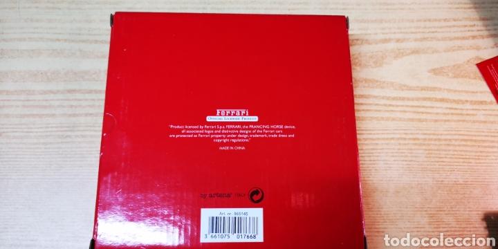 Estilográficas antiguas, bolígrafos y plumas: Ferrari set de bolígrafo y llavero - Foto 2 - 144461085
