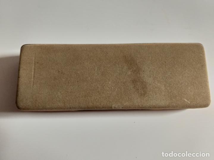 Estilográficas antiguas, bolígrafos y plumas: CAJA VACÍA DE PLUMA ESTILOGRAFICA BRADLEY. ORIGINAL - Foto 7 - 148040002