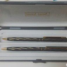 Estilográficas antiguas, bolígrafos y plumas - Boligrafos belbol - 149762937