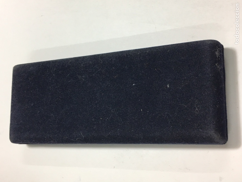 Estilográficas antiguas, bolígrafos y plumas: Pluma y Bolígrafo Waterman C/F color turquesa muy raro años 60 plumin oro 18kl - Foto 16 - 153300088