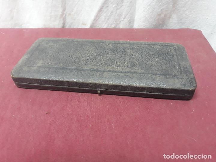 Estilográficas antiguas, bolígrafos y plumas: CAJA COMPASES...CO XX - Foto 8 - 155733166